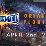 WWE 試合結果 2017.4.2 レッスルマニア33