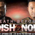 ROH世界TV王座戦、KUSHIDA対ケニー・キング!【ROH・#458】
