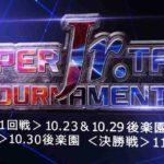 新日本プロレス 試合結果 2017.10.29 ロードトゥパワーストラグル・スーパージュニアタッグトーナメント1回戦 後楽園【第2試合まで無料】