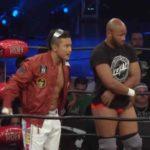 KUSHIDAとジェイ・リーサルのタッグ、CodyのROH世界王座防衛戦!【ROH・#319】