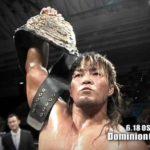棚橋弘至、V5!「新日本プロレス、ファンもレスラーも、一つになって、進んでいきましょう!」【2011.6.18・V11への道】