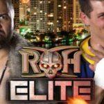ROH・ROHエリート 試合結果 2017.11.11 フロリダ