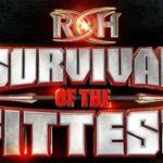 ROH サバイバル・オブ・ザ・フィッテスト 最終日 試合結果 2017.11.19 オクラホマシティ