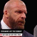 ロマン・レインズ復帰!さらにトリプルHがチームRAWのメンバーに電撃加入!【WWE・RAW・2017.11.13】