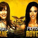 カイリ・セイン対ペイトン・ロイス!【WWE・NXT・2017年11月】