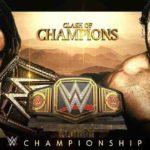 WWE 2017.12.17 クラッシュ・オブ・チャンピオンズ2017 試合結果