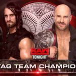 アスカが飛びつき腕ひしぎで完勝、ウォークン・マット・ハーディー、RAWタッグ王座戦!【WWE・RAW・2017.12.4】