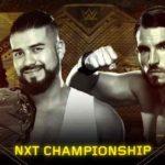 WWE・NXT 2018.1.27 テイクオーバー:フィラデルフィア 試合結果