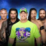WWE 2018.1.28 ロイヤルランブル2018 試合結果