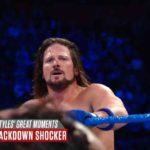 AJスタイルズの2年間!WWE TOP 10【WWE・2018年1月】
