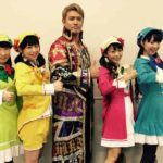 オカダ・カズチカ、三森すずこと真剣交際【新日本プロレス・2018年1月】