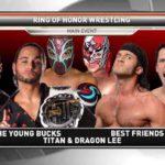 ヤングバックス対ベストフレンズ対CMLL!【ROH・#331】