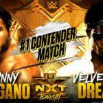 次期NXT王座挑戦者決定戦!【WWE・NXT・2018年1月】