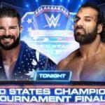 US王者決定トーナメント・決勝戦!【WWE・スマックダウンライブ 2018.1.16】