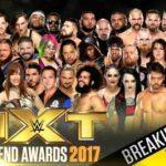 2017年のNXTの出来事【WWE・NXT・2018年1月】