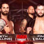 ブラウン・ストローマン暴走、ロリンズ対ベイラー!【WWE・RAW・2018.1.15】