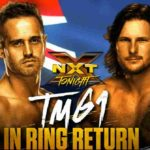 TM61復帰&次期UK王座挑戦者決定戦【WWE・NXT・2018年1月】