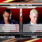 Cody対マット・ターバン!【ROH・#333】