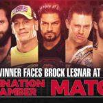 エリミネーションチェンバー2018の対戦カード【WWE・2018.2.25】