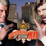ケニー・オメガ対Codyのシングルマッチが決定!【ROH・2018年4月】