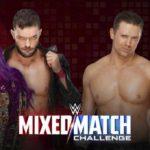 ミックスド・マッチ・チャレンジ・2回戦!フィン・ベイラー&サーシャ・バンクス対ミズ&アスカ【WWE・2018年2月】