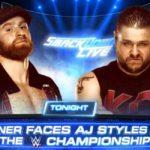 次期WWE王座挑戦者決定戦&US王座戦!【WWE・スマックダウンライブ 2018.2.6】