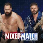 MMC2回戦!ボビー・ルード&シャーロット・フレアー対ルセフ&ラナ【WWE・2018年3月】