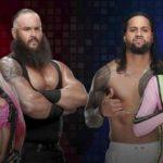 MMC2回戦!アレクサ・ブリス&ブラウン・ストローマン対ジミー・ウーソ&ナオミ【WWE・2018年3月】