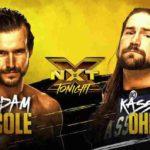 アダム・コール対カシアス・オーノ!【WWE・NXT・2018年3月】