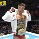 ザック・セイバーJr「唯一挑戦したことがないのがIWGPヘビー級王座」【新日本プロレス・2018年3月】