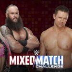 MMC準決勝!ブラウン・ストローマン&アレクサ・ブリス対ミズ&アスカ【WWE・2018年3月】
