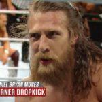 ダニエル・ブライアンの技・トップ10!【WWE・2018年4月】
