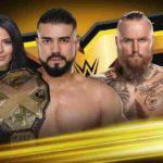 WWE・NXT 2018.4.7 テイクオーバー:ニューオーリンズ 試合結果