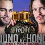 ROH 試合結果 2018.4.27 バウンド・バイ・オナー・ナイト1