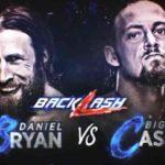 WWE 2018.5.6 バックラッシュ2018 試合結果・PART1【キックオフショー~ブライアン対キャス】