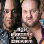 ROH 試合結果 2018.4.15 マスターズ・オブ・ザ・クラフト