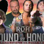 ROH 試合結果 2018.4.28 バウンド・バイ・オナー・ナイト2