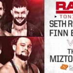 セス・ロリンズ&フィン・ベイラーが快勝、ゼイン&オーエンズは黒星発進、ロンダ・ラウジーがナタリアを救出【WWE・RAW・2018.4.23・PART2】