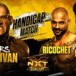 リコシェ&ドリーム対サリバンのハンディキャップマッチ!カイリ・セインはエバンスに敗北…【WWE・NXT・2018年5月】