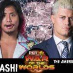 ROH 試合結果 2018.5.12 ウォーオブザワールドツアー・ロイヤルオーク
