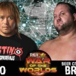 ROH 試合結果 2018.5.11 ウォーオブザワールドツアー・トロント