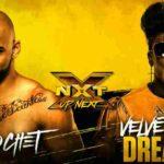 リコシェ対ベルベティーン・ドリーム!カイリ・セインがレイシー・エバンスを襲撃!【WWE・NXT・2018年5月】