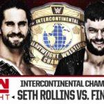 【動画追加】フィン・ベイラーがインターコンチネンタル王座に挑戦!【WWE・RAW・2018.4.30・PART2】