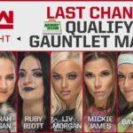 女子MITB戦出場者決定戦!最後のひとりはサーシャ・バンクスに決定!【WWE・RAW・2018.5.28・PART2】