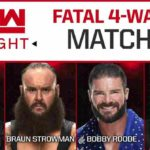 最後のMITB戦・前哨戦はブラウン・ストローマンに軍配!RAWで障害物競争?【WWE・RAW・2018.6.11・PART2】