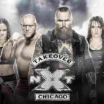 WWE・NXT 2018.6.16 テイクオーバー:シカゴ2の対戦カード