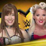 カイリ・セインがレイシー・エバンスにリベンジ!【WWE・NXT・2018年6月】