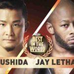 KUSHIDA、L・I・Jのアメリカ・ROH遠征が決定!【新日本プロレス・2018年6月】