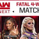 マネー・イン・ザ・バンク2018直前回!女子MITB戦前哨戦!レインズ対スニル!【WWE・RAW・2018.6.11・PART1】