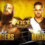 ウォーマシン対TMDK!【WWE・NXT・2018年6月】